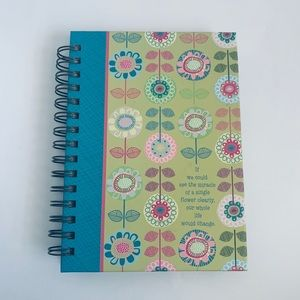 Other - Flower Coil Notebook